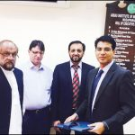 Clinision starts providing research support to CRC at AIMS, AJK
